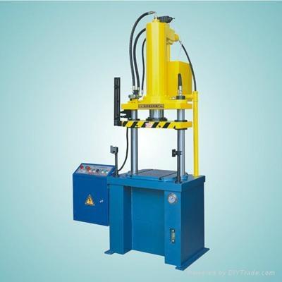 小型液压机 - jj10 - 超强图片
