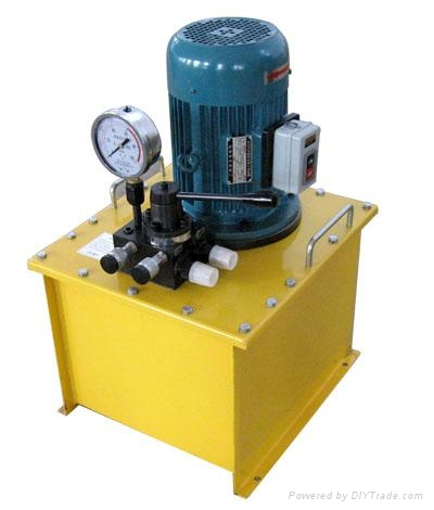 高压液压泵站图片