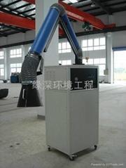 東莞小型移動工業除塵器