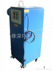 A小型工業除塵器