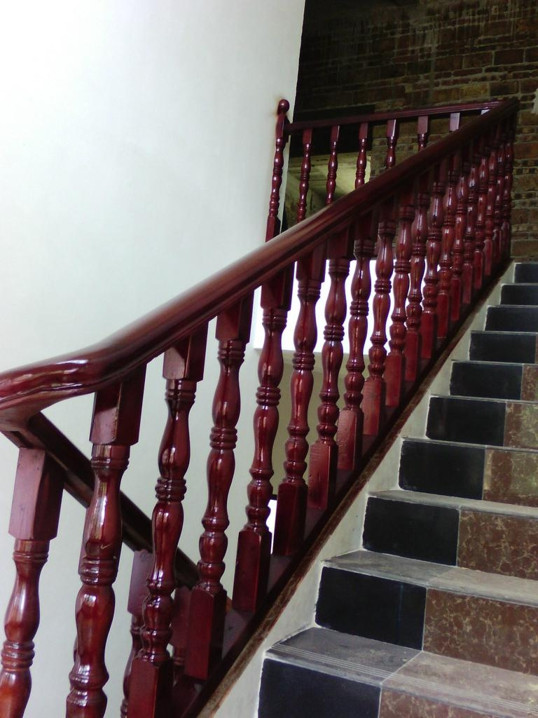 實木樓梯扶手 5