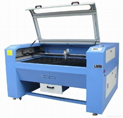 Laser cutting/engraving machine