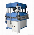 Automatic 4-PILLAR Hyadraulic Plane Scissoring Machine