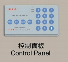 Fire Alarm Linkage Windows Controller