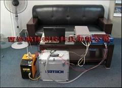 便攜式熱電偶熱電阻自動檢定系統
