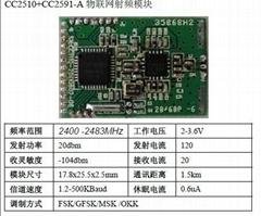 CC2510+PA无线模块