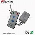 12V-24V 5 keys light switch control