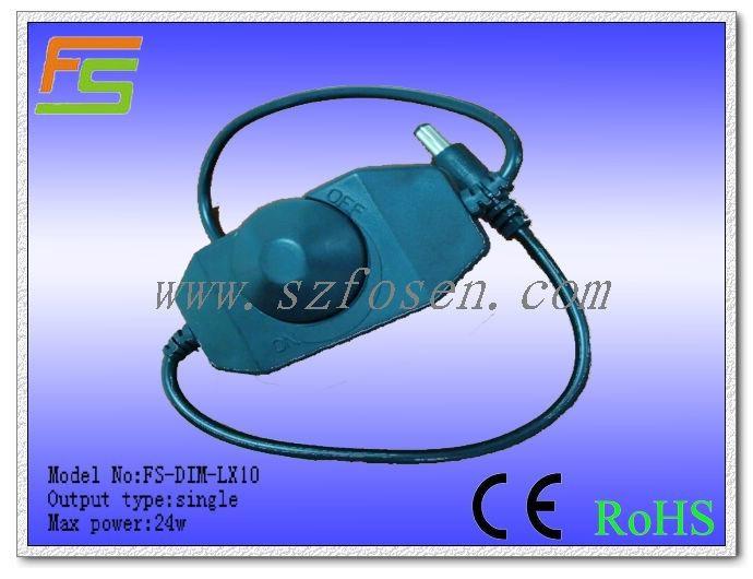 DC12-24V LED dimmer controller 2