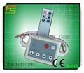 IR rgb led controller 12V,24V 2
