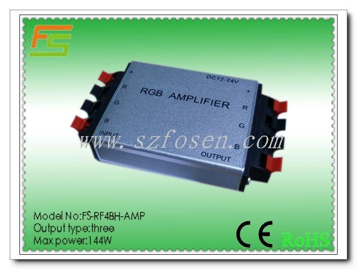 DC12V-24V rgb amplifier dimmer 1