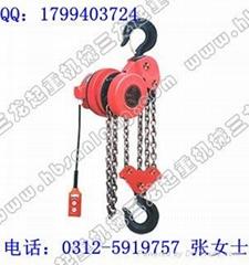 建築爬架電動葫蘆|低速電動葫蘆|爬架電動葫蘆|張女士