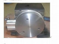 氣動分度盤應用於自動化機床設備行來