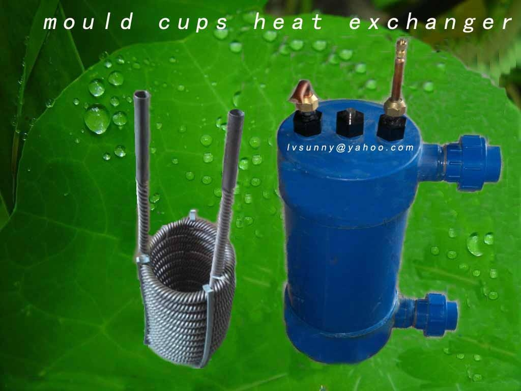 Swimming Pool Heat Pump Heat Exchanger Tt Hxy China