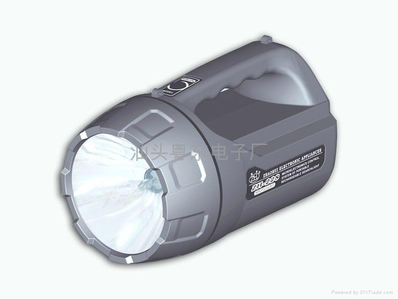 超遠程手提探照燈1500米距離 1