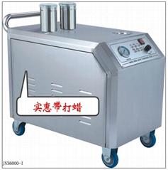 潔能第二代蒸汽洗車機