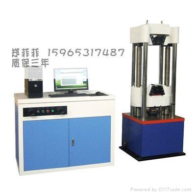 屏顯液壓  試驗機 1