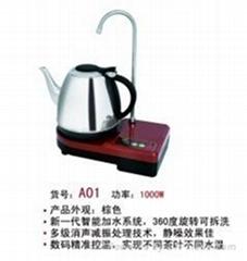 自动加水电热壶