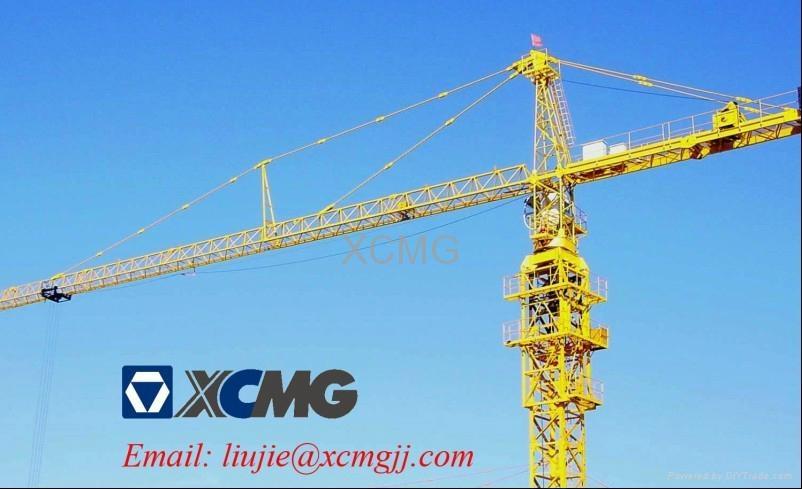XCMG Tower Crane QTZ60(5015Y) (China Manufacturer