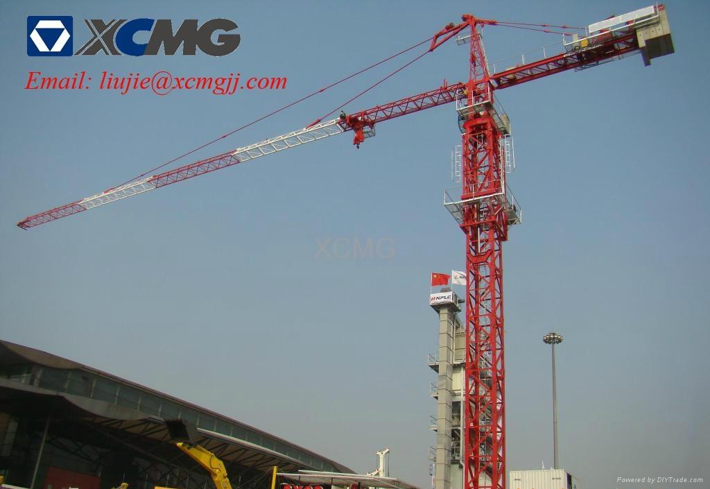 Hammerhead Tower Crane Tower Crane Qtz63 5512y 3