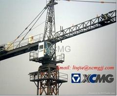 XCMG Self climbing tower crane QTZ100(6010Y-8)