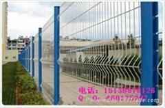 三角折彎護欄網