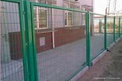 安平胜威生产PVC涂塑护栏网