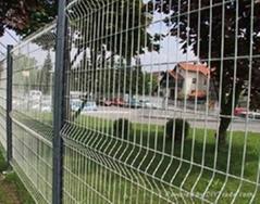 挂钩式三角型围栏网
