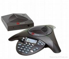 寶利通無線標準型會議電話2w