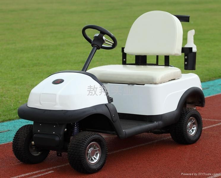 高爾夫球車 1