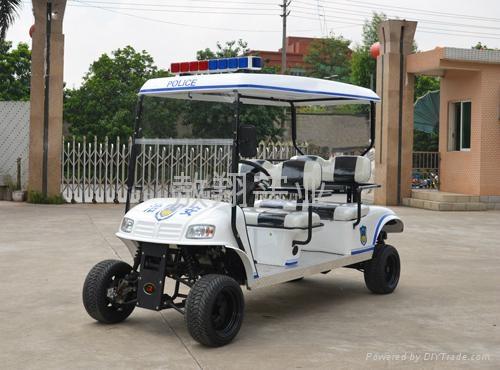 電動巡邏車 1