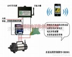 水泵无线远程控制器TD-SB2006济南腾达电子