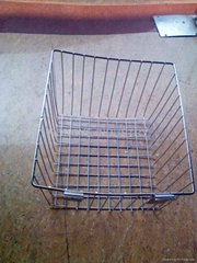 Gridwall Wire Basket