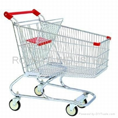 Supermarket Trolley Supermarket Trolley Cart