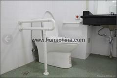 老人卫生间无障碍扶手座便器扶手