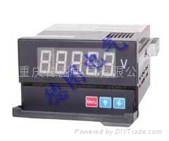 重慶德圖電壓表DTU4U-5P1 DTU4U-4P1
