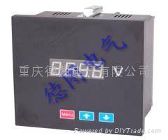 重慶德圖單相電壓表DTU4U-2P1 DTU4U-1P1
