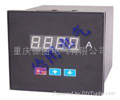 重慶德圖電流表DTU4I-9P1 DTU4I-DP1