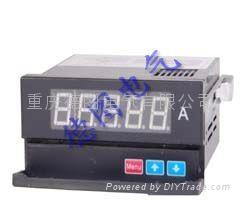 重慶德圖單相電流表DTU4I-5P1 DTU4I-4P1