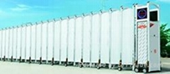 Electrical Operated Sliding Gates