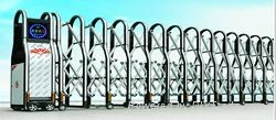 Stretching Stainless Steel Gate 2
