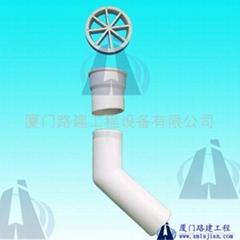 PVC泄水管T梁