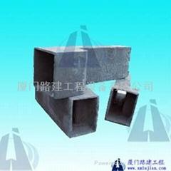 矩形鑄鐵泄水管