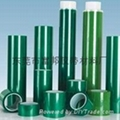 pet tape, green pet tape, pet heat tape,