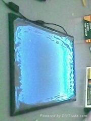 Digital fluorescence writing board