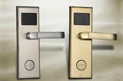 2011 electronic RFID card hotel door lock LT-100RF