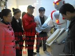 赛劳特科技刀削面机器人