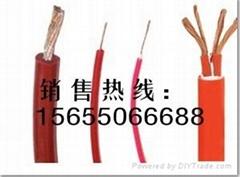 硅橡膠控制電纜