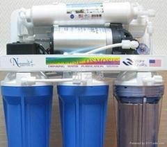 台湾原产美国RO膜橱下纯水机