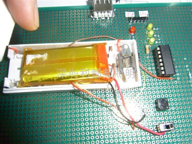 電子玩具COB設計開發 2
