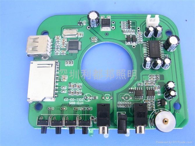 電子玩具COB設計開發 4